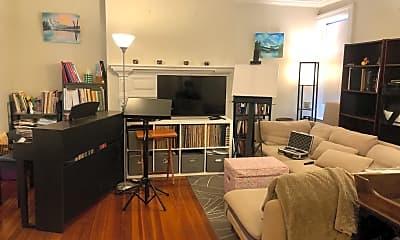 Living Room, 1215 Beacon St, 0