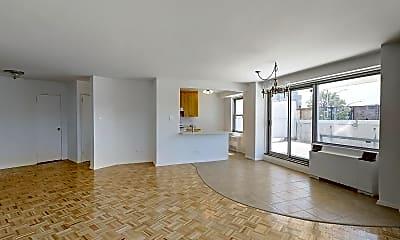 Living Room, 85-15 Main St 1D, 0