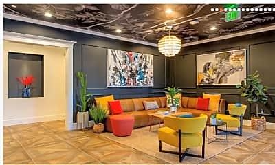 Living Room, 100 Huntington Ave, 0