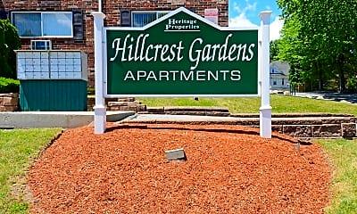 Community Signage, Hillcrest Gardens, 2