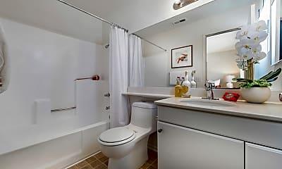 Bathroom, Rancho Maderas, 2