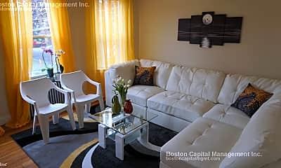 Living Room, 101 Arlington St, 1