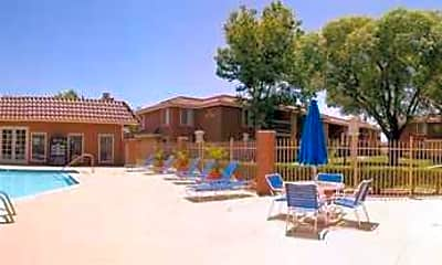 Pool, Newporter Apartments, 0