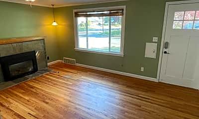 Living Room, 1333 E 41st Ave, 1