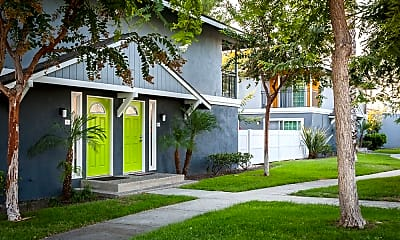 Building, Pacific Palms, 0