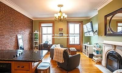 Dining Room, 163 Beacon St, 1