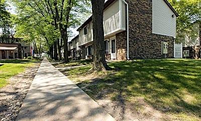 Building, Triple Crown Apartments, 0