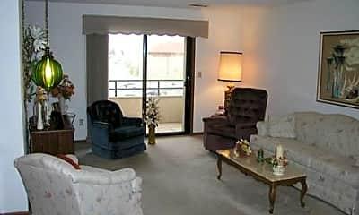 Bel-Oak Apartments, 1