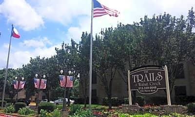 Community Signage, The Trails Of Walnut Creek, 0