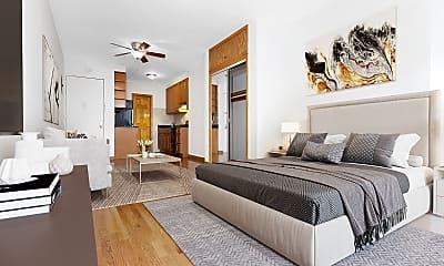 Living Room, 486 E 74th St 2-C, 2
