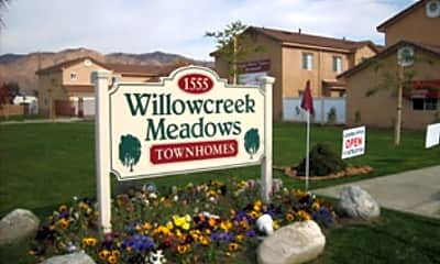 Community Signage, 1571 Willowcreek Loop, 1