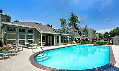 Pool, Waterfield Court, 2