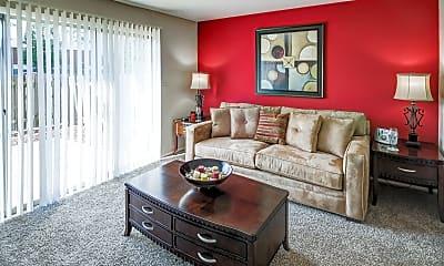 Living Room, Ashton Pointe Apartments of Indianapolis, 1