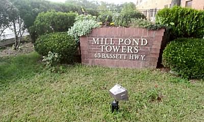 Mill Pond Towers Apt, 1
