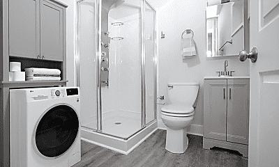 Bathroom, 3319 H St, 2