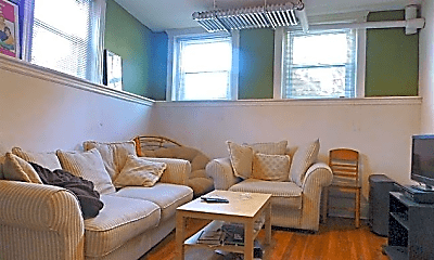 Living Room, 64 Francis St, 0