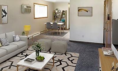 Living Room, 1311 University Dr N, 0
