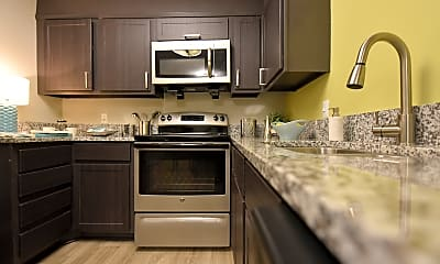 Kitchen, Eastwood Greene and Belvedere, 2