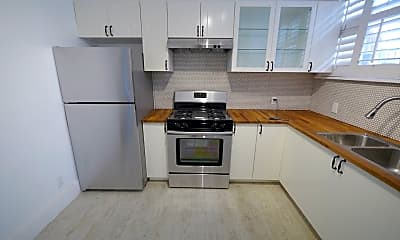 Kitchen, 1821-1827 S Ardmore Ave, 2