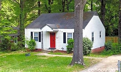 Building, 2734 Grimes St, 1
