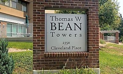 Thomas W. Bean Tower, 1