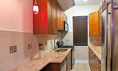 Kitchen, 25 Clyde St 1G, 1