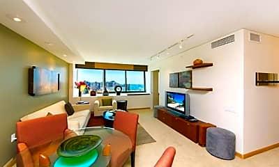 Living Room, 88 Piikoi St 3505, 0
