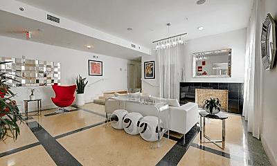 Living Room, 1300 Pennsylvania Ave, 0