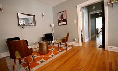 Dining Room, 4127 N Central Park Ave, 1