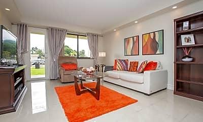 Living Room, 301 Golden Isles Dr 111, 0