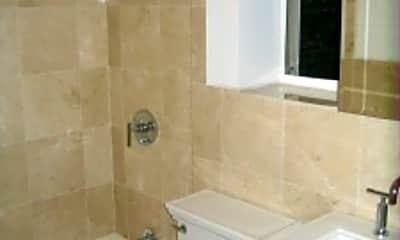 Bathroom, 230 W 107th St, 1