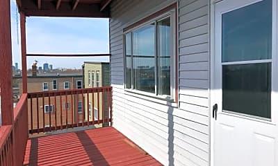 Patio / Deck, 69 Homer St, 1
