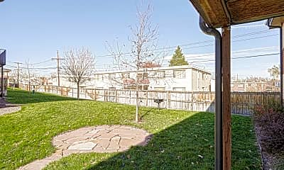 Recreation Area, Majestic Heights Apartments, 1