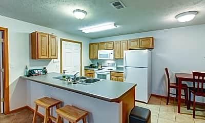 Kitchen, HIP Properties, 1