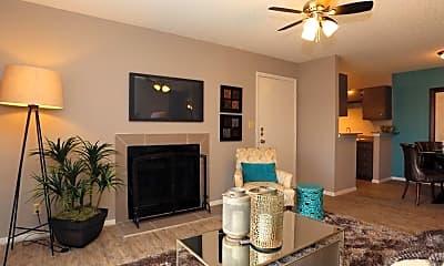 Living Room, Dove Park, 1