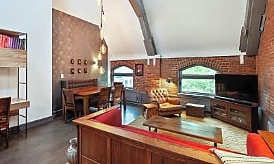 Living Room, 232 Adelphi St 11, 1