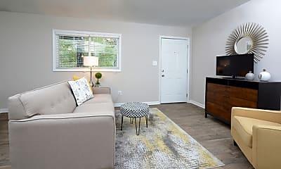 Living Room, 1700 Hillcrest Dr, 1