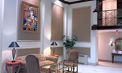Living Room, 1 Bay Club Dr 14S, 1