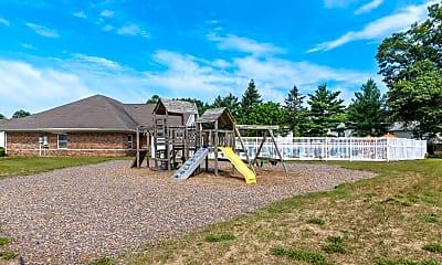 Playground, Arbor Crossings, 2
