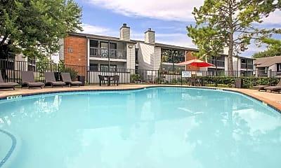 Pool, Hillcrest Village, 0