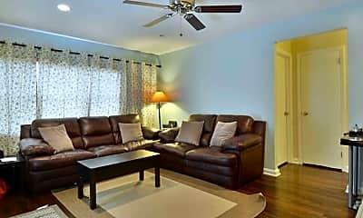 Living Room, 14-17 Elmwood Pl, 1
