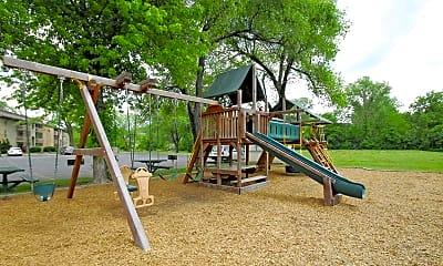 Playground, Meadowood, 2