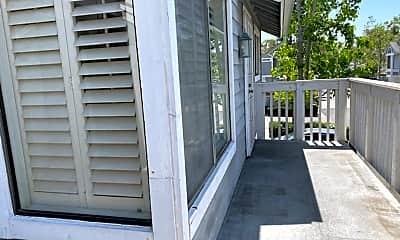 Patio / Deck, 329 Huntington, 1
