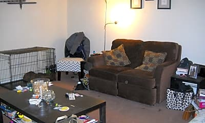 Living Room, 4721 Fowler St, 1
