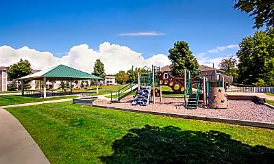 Playground, Timberview Apartments, 1