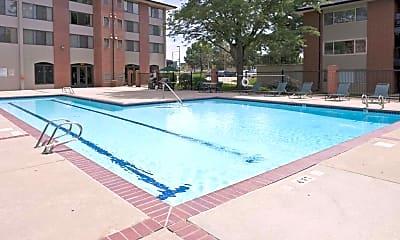 Pool, Buchtel Park, 0