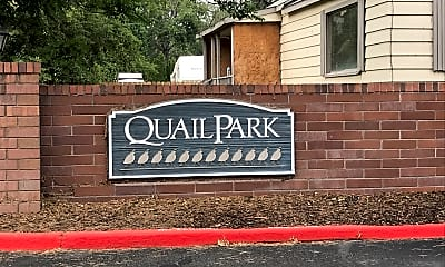 QUAIL PARK APTS, 1