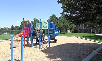 Playground, Promontory Point, 2
