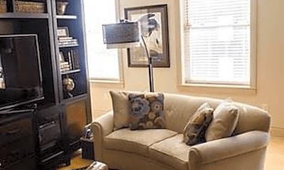 Living Room, 200 E 3rd St, 0
