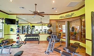 Fitness Weight Room, Park Hudson Place, 0
